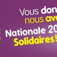 Visuel pour Nationale 20 Solidaire